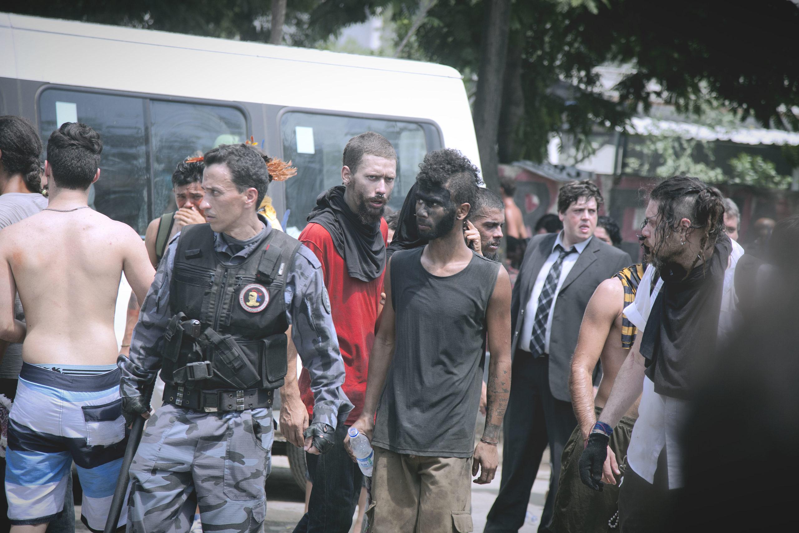Rmoção forçada da Aldeia Maraká'nà - Mar/2013